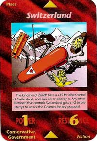 Illuminati Cards Switzerland