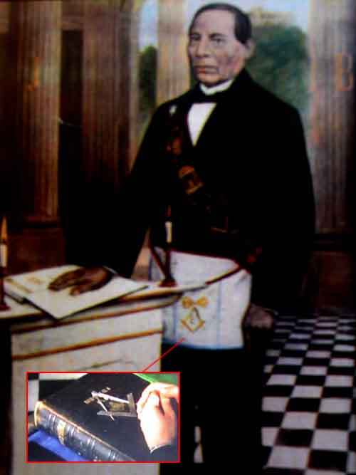 Illuminati Mexico, through Freemasonry, has been established in Mexico as a secret government since Hidalgo's subversion against the Church with the help of the York Rite in the U.S.A. since the 18th century.